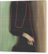 Abstract  1008 Wood Print