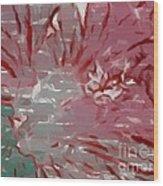 Abstract 101 Wood Print