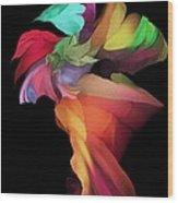 Abstract 112313 Wood Print