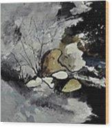 Abstract 1189963 Wood Print