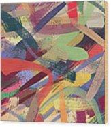 Abstract #12 Wood Print