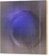 Abstract 146-2015 Wood Print