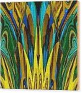 Abstract 150 Wood Print