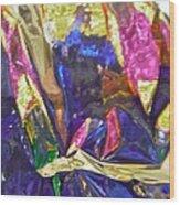 Abstract 3759 Wood Print