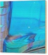 Abstract 3921 Wood Print