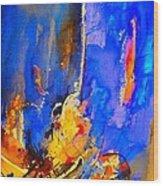 Abstract 434180 Wood Print