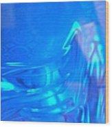 Abstract 4410 Wood Print