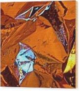 Abstract 4421 Wood Print