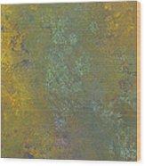 Abstract 5 Wood Print by Corina Bishop