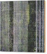 Abstract 55 Wood Print