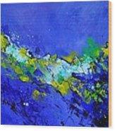 Abstract 5531103 Wood Print
