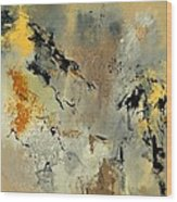 Abstract 553140 Wood Print