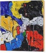 Abstract 55315080 Wood Print