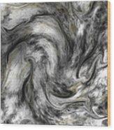 Abstract 62614 Wood Print