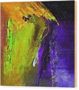 Abstract 6325 Wood Print