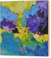 Abstract 7741301 Wood Print