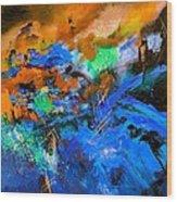 Abstract 783180 Wood Print