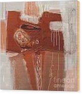 Abstract 946 Wood Print