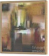Abstract 972 Wood Print
