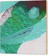 Abstract Gf 2 Wood Print