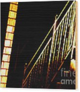 Abstract Light Wood Print by Arie Arik Chen