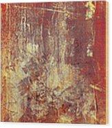 Abstract Mm No. 111 Wood Print