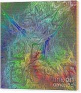 Abstract Of Dreams Wood Print