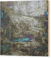 Abstract Print 13 Wood Print