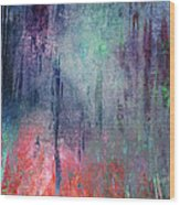 Abstract Print 25 Wood Print
