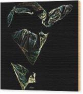 Abstract Stranger Wood Print