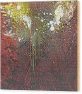 Abstract1 Wood Print