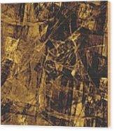 Abstraction 0252 Marucii Wood Print