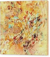 Abstraction 0263 Marucii Wood Print