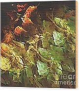 Abstraction 0277 Marucii Wood Print
