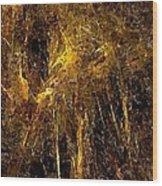 Abstraction 0351 Marucii Wood Print