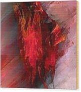 Abstraction 0381 Marucii Wood Print