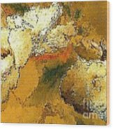 Abstraction 0434 Marucii Wood Print