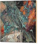 Abstraction 0490 Marucii Wood Print