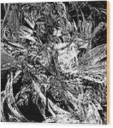 Abstraction  0495 - Marucii Wood Print