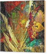 Abstraction 0553 Marucii Wood Print