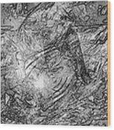 Abstraction 0565 - Marucii Wood Print