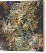 Abstraction 0618 Marucii Wood Print