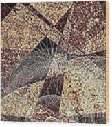 Abstraction 0630 Marucii Wood Print