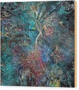 Abstraction 0638 Marucii Wood Print