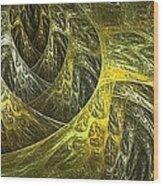 Abstraction 159-03-13marucii Wood Print