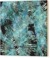 Abstraction 432-08-13 Marucii Wood Print