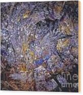 Abstraction 472-09-13 Marucii Wood Print