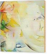 Abstraction 585-11-13 Marucii Wood Print