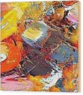 Abstraction 586-11-13 Marucii Wood Print