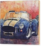 Ac Cobra Shelby 427 Wood Print